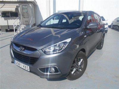 gebraucht Hyundai ix35 5P CRDI 1.7 4X2 KLASS