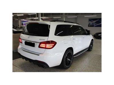 usado Mercedes GLS63 AMG 4Matic / Panorámico