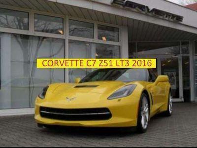 usado Corvette C7 Z51 LT3 AT8 2016 6.2 466CV EUROPEO