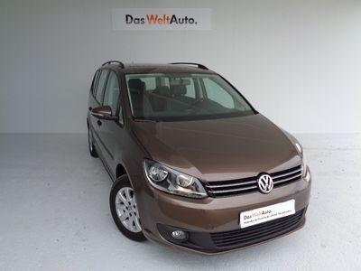 usado VW Touran 1.6tdi Edition Dsg 105