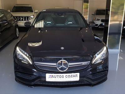 usado Mercedes C63S AMG Clase C AMG