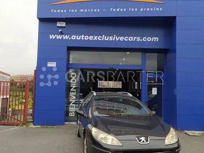 usado Peugeot 407 SW 2.0HDI ST Sport