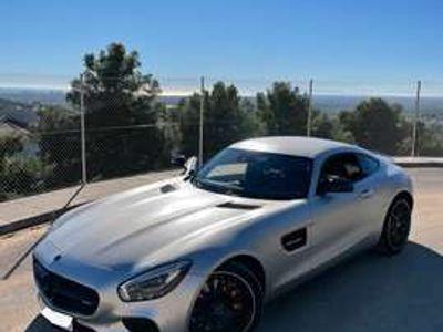 usado Mercedes AMG GT Coupé