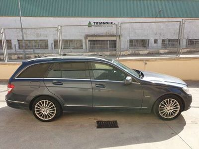 usado Mercedes C320 Estate CDI Avantgarde 4M 7G