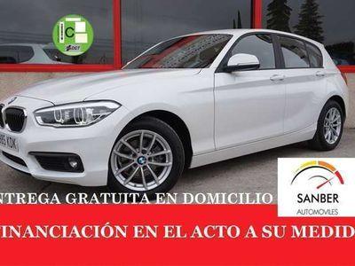 usado BMW 116 Serie 1 116cv Diesel F20 5 Puertas
