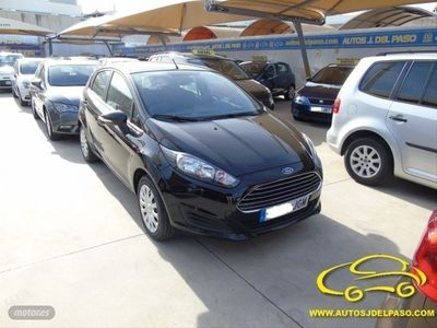 usado Ford Fiesta 1.25 Duratec 82cv Trend 5p