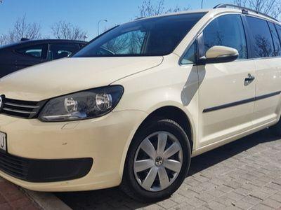 used VW Touran 1.4 TSI Advance