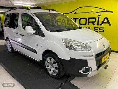 usado Peugeot Partner Tepee Outdoor 1.6 HDi 115cv FAP Euro 5