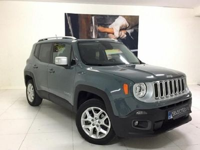 used Jeep Renegade 2.0 Mjet Limited 4x4 140 CV Auto AD Low