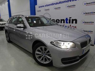 usado BMW 525 525 serie 5 d touring 5p