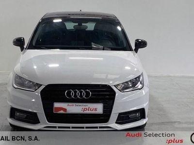 usado Audi A1 Sportback Adrenalin 1.4 TDI 66 kW (90 CV) Diésel Blanco matriculado el 03/2018