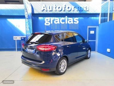 gebraucht Ford C-MAX C-Max1.5TDCi Auto-S&S Trend 120
