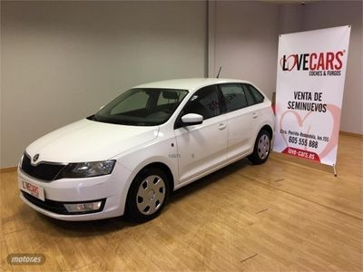 usado Skoda Rapid 1.6 TDI CR 90cv Ambition Green Tec