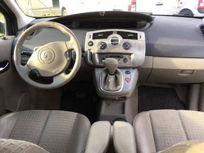 usado Renault Scénic LUXE PRIVILEGE 1.6 16V -04