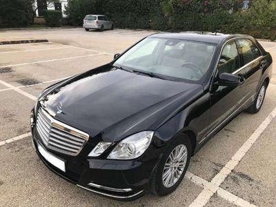 gebraucht Mercedes E200 CDI BE Elegance Aut.