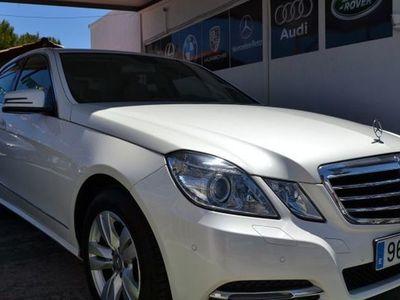 usado Mercedes E350 Elegance 7G Plus