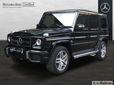 usado Mercedes G63 AMG Clase G AMG