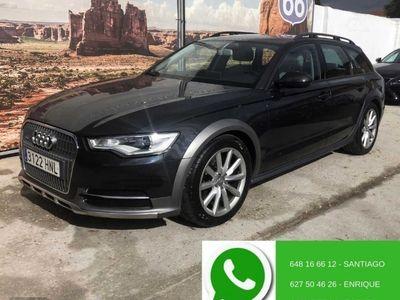 gebraucht Audi A6 Allroad 3.0 TDI 204cv quattro S tronic 5p