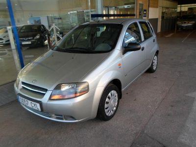 usado Chevrolet Kalos 1.2 SE 5 PUERTAS ( 72 CV )