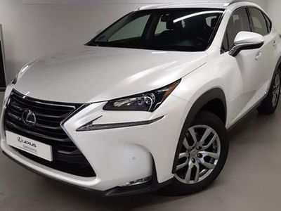 usado Lexus NX300h Executive 4WD Tecno + Navibox