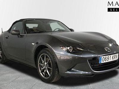 usado Mazda MX5 MX-52P 1.5 GE 132CV Zenith Sport SOFT TOP