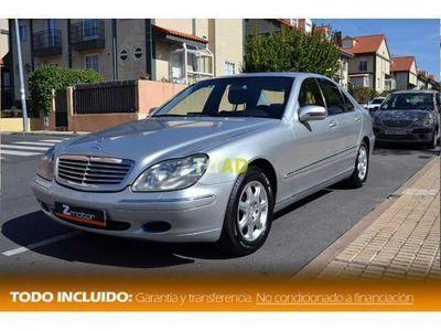 usado Mercedes S320 Clase224cv Automático