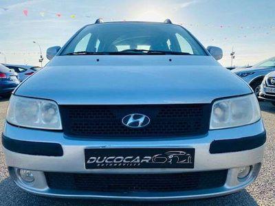 usado Hyundai Matrix 1.5CRDi VGT GLS 110