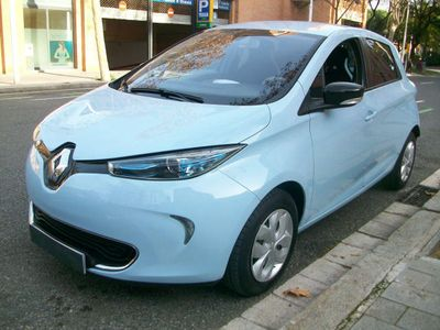 "usado Renault Zoe Life "" IVA DEDUCIBLE """