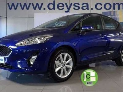 usado Ford Fiesta 1.1 Ti-VCT Trend+