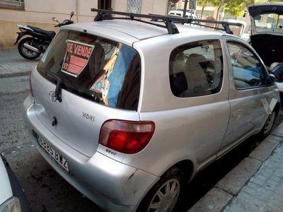 usado Toyota Yaris 1.3 LINEA LUNA -02