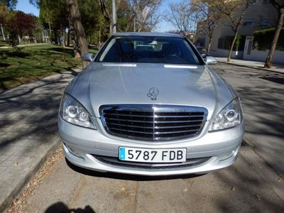 usado Mercedes S350 Clase S-07