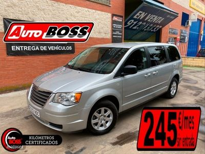 usado Chrysler Grand Voyager Limited 2.8 CRD Entretenimiento Plus