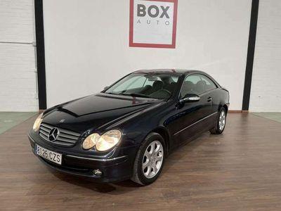 usado Mercedes CLK200 ClaseK