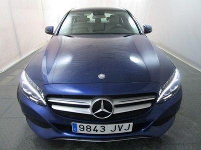 usado Mercedes 200 Clase C BERLINAD 7G-TRONIC PLUS AVANTGARDE 7G
