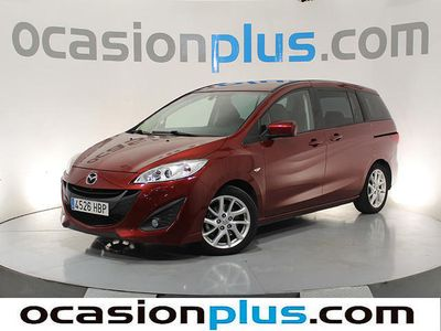 usado Mazda 5 1.6 CRTD Luxury (115CV) 7 Plazas