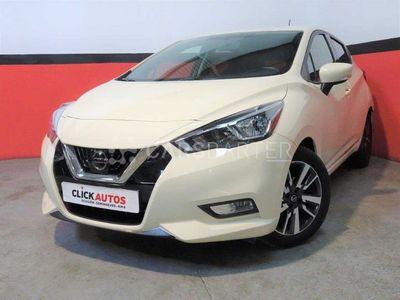 usado Nissan Micra 0.9 IG-T 100CV Acenta + Navi 5p