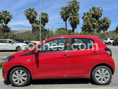usado Peugeot 108 1.0 Vti Active Etg5 68 cv en Illes Balears