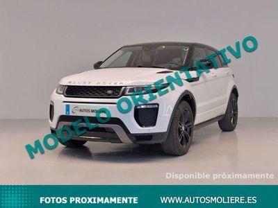usado Land Rover Range Rover evoque 2.0eD4 SE 2WD 150