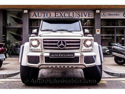 usado Mercedes G500 4x4² Clase