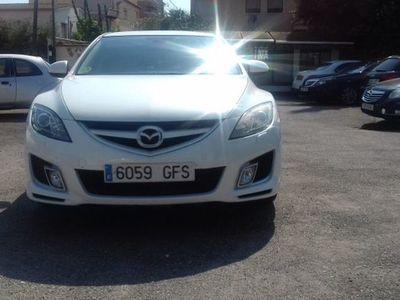 brugt Mazda 6 2.0CRTD Luxury