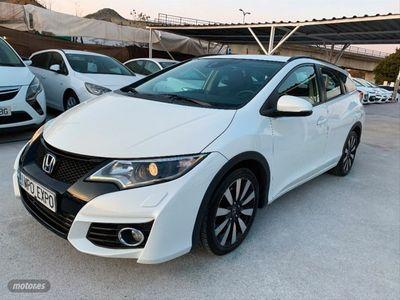 usado Honda Civic TOURER 1.6 iDTEC Lifestyle