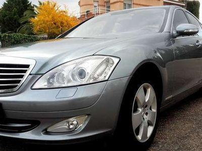 usado Mercedes S500 Largo 4M Aut.