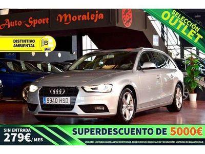 usado Audi A4 A4 AvantAVANT 2.0 TDI ADVANCED