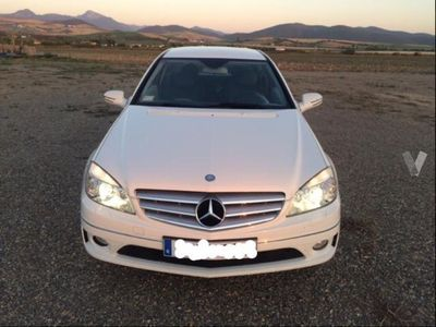 usado Mercedes CLC200 Clase CLCCDI -09