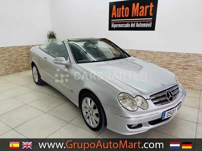 usado Mercedes CLK200 ClaseK 184 Aut.