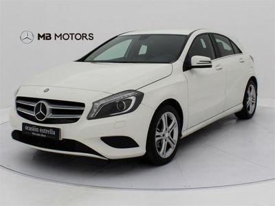 usado Mercedes A180 CDI BE Urban 7G-DCT