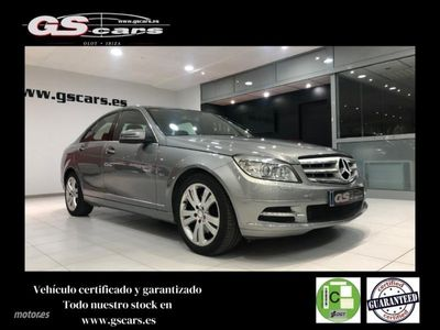 usado Mercedes C350 Clase CCDI Blue Efficiency Avantgarde