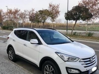 usado Hyundai Santa Fe 2.2CRDi 4x4 Tecno 7s