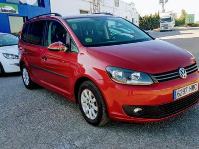 used VW Touran 1.6TDI Edition BMT 105