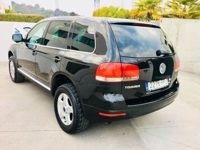brugt VW Touareg 2.5TDI R5